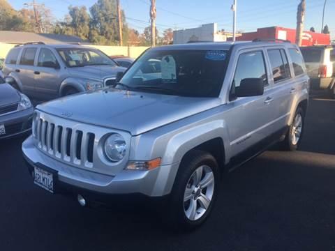 2011 Jeep Patriot for sale in Chula Vista, CA