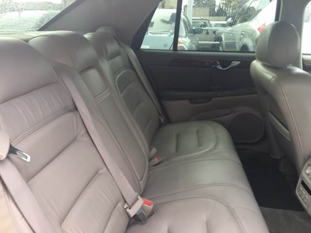 2002 Cadillac DeVille for sale at South Bay Motors in Chula Vista CA