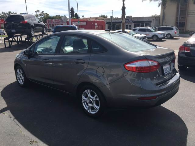 2014 Ford Fiesta for sale at South Bay Motors in Chula Vista CA