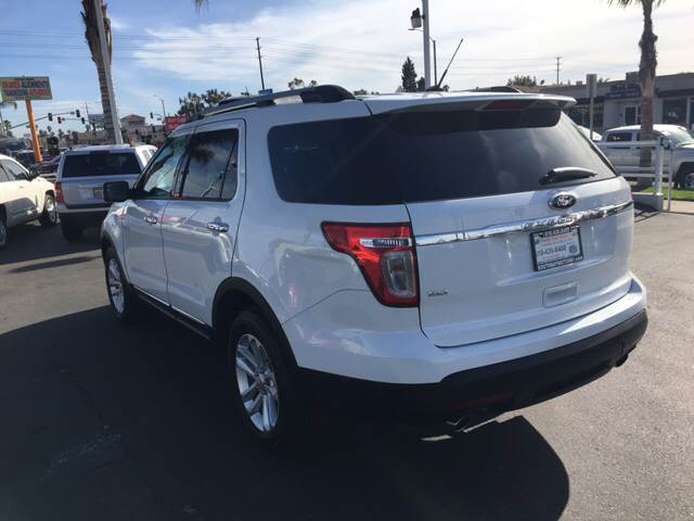 2014 Ford Explorer for sale at South Bay Motors in Chula Vista CA