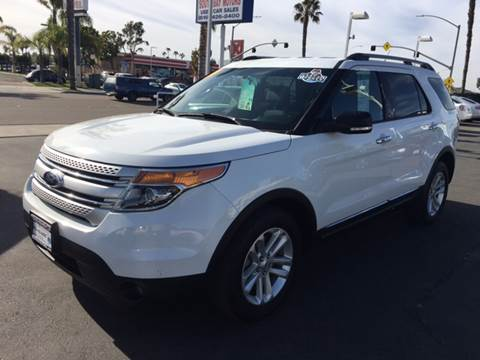 2014 Ford Explorer for sale in Chula Vista, CA