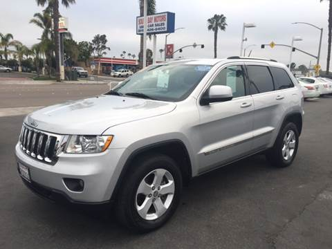 2011 Jeep Grand Cherokee for sale at South Bay Motors in Chula Vista CA