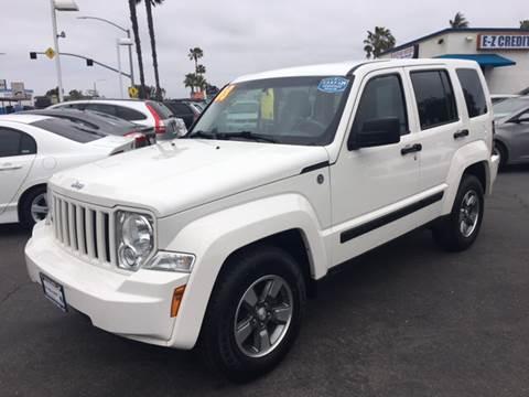 2008 Jeep Liberty for sale in Chula Vista, CA