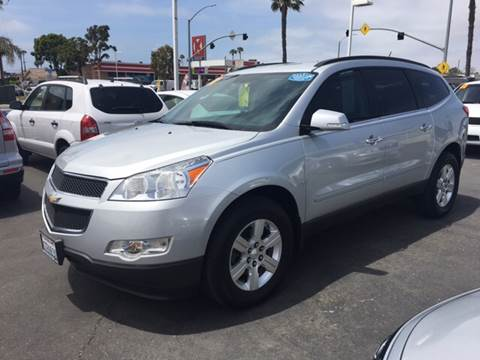 2011 Chevrolet Traverse for sale at South Bay Motors in Chula Vista CA