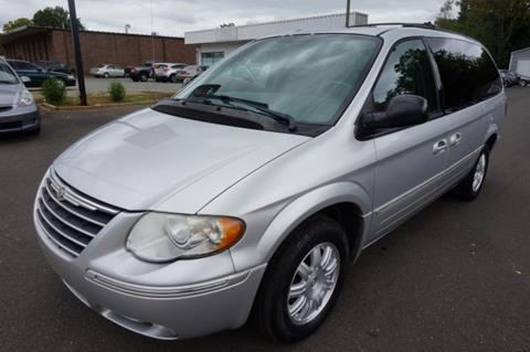2005 Chrysler Town and Country for sale in Burlington, NC
