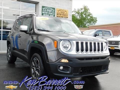 2016 Jeep Renegade for sale in Batavia, NY