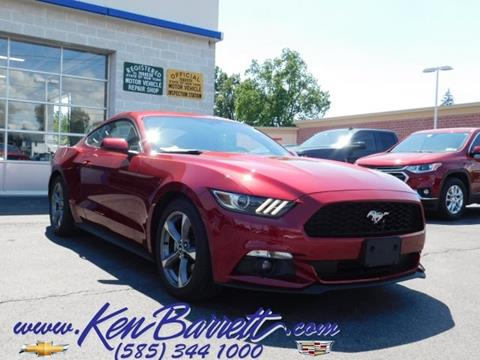 2015 Ford Mustang for sale in Batavia, NY
