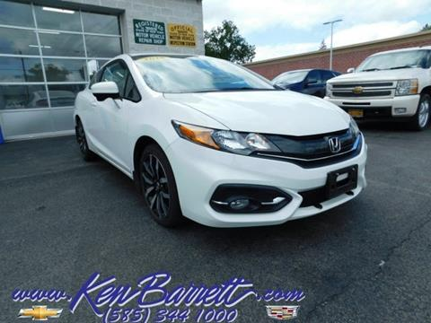 2015 Honda Civic for sale in Batavia, NY