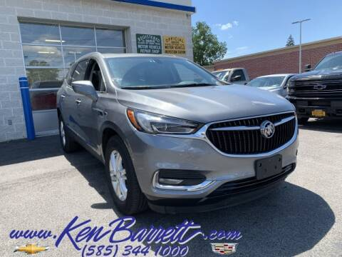 2019 Buick Enclave for sale at KEN BARRETT CHEVROLET CADILLAC in Batavia NY