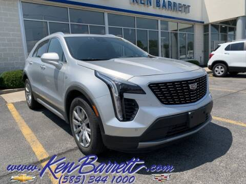 2020 Cadillac XT4 for sale at KEN BARRETT CHEVROLET CADILLAC in Batavia NY