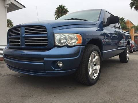 2002 Dodge Ram Pickup 1500 for sale in Westminster, CA