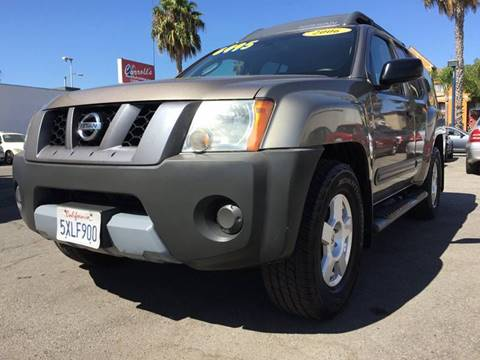 2006 Nissan Xterra for sale in Westminster, CA