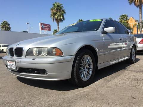 2002 BMW 5 Series for sale in Westminster, CA