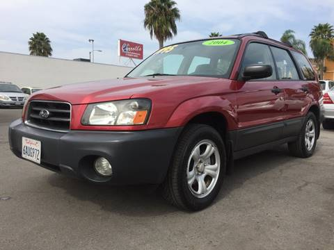 2004 Subaru Forester for sale in Westminster, CA