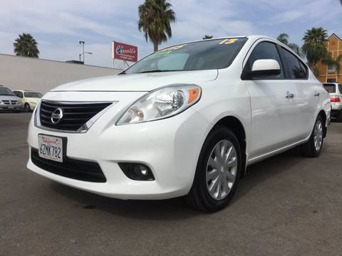 2013 Nissan Versa for sale in Westminster, CA