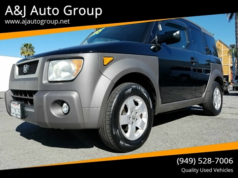 2003 Honda Element for sale in Westminster, CA