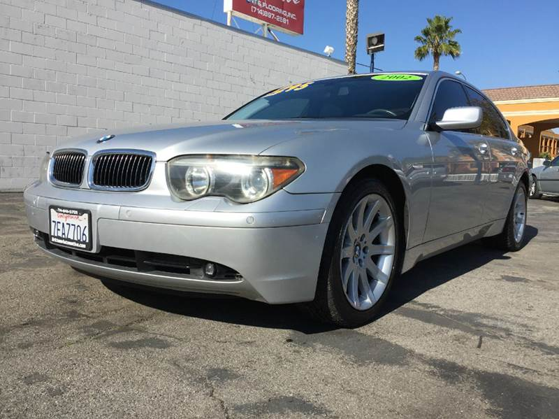 2002 BMW 7 Series In Westminster CA - A&J Auto Group