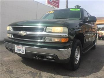 2002 Chevrolet Suburban for sale in Westminster, CA