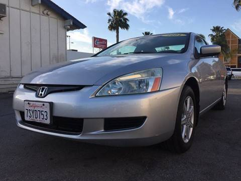 2004 Honda Accord for sale in Westminster, CA