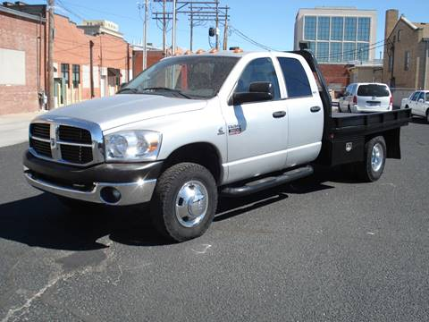 2007 Dodge Ram Chassis 3500 for sale in Hutchinson, KS