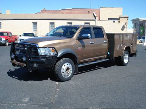2012 RAM Ram Chassis 5500 for sale in Hutchinson, KS
