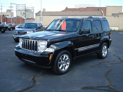 2012 Jeep Liberty for sale in Hutchinson, KS