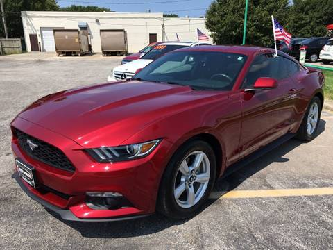 2015 Ford Mustang for sale in Olathe, KS