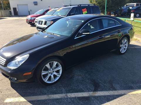 2008 Mercedes-Benz CLS for sale in Olathe, KS