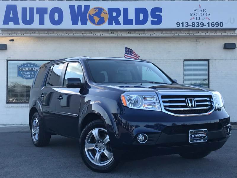 2013 Honda Pilot For Sale At Auto Worlds LLC In Olathe KS