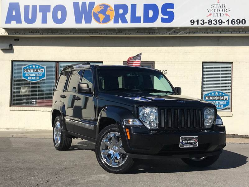 2012 Jeep Liberty For Sale At Auto Worlds LLC In Olathe KS