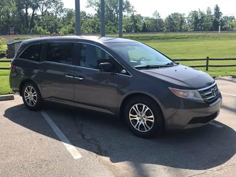 2011 Honda Odyssey for sale in Merriam, KS