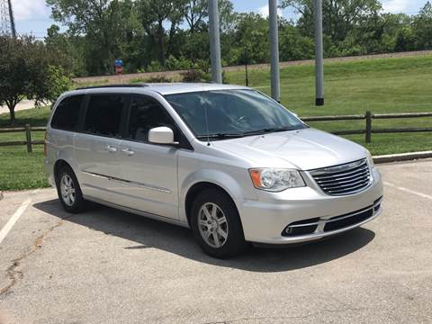 Chrysler Town And Country For Sale >> Chrysler Town And Country For Sale In Merriam Ks Auto