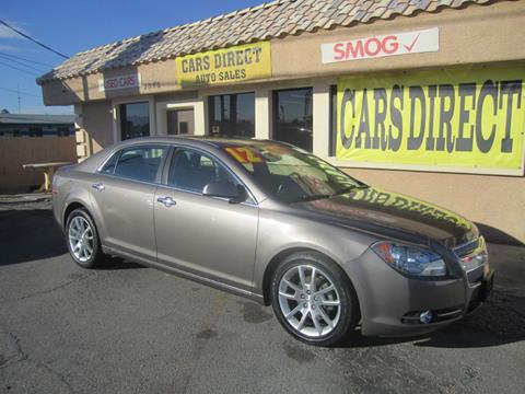 2012 Chevy Malibu For Sale >> Chevrolet Malibu For Sale In Las Vegas Nv Carsforsale Com