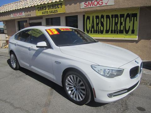 2013 BMW 5 Series for sale in Las Vegas, NV