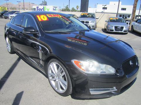 2010 Jaguar XF for sale in Las Vegas, NV