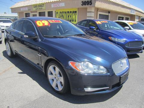 2009 Jaguar XF for sale in Las Vegas, NV