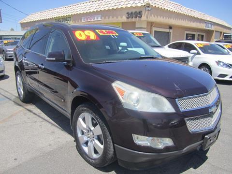 2009 Chevrolet Traverse for sale in Las Vegas, NV