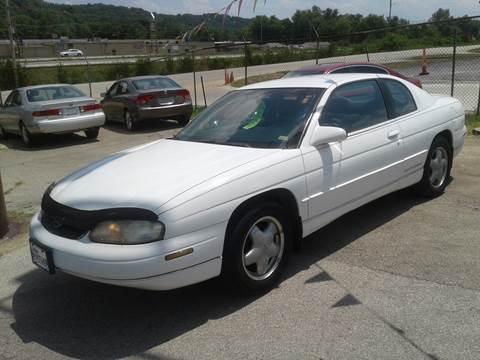 1999 Chevrolet Monte Carlo for sale in Fenton, MO