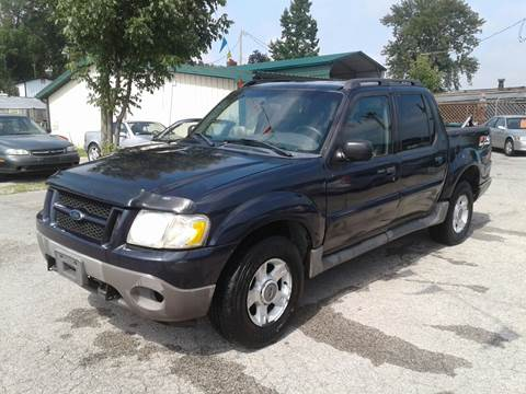 2001 Ford Explorer Sport Trac for sale in Fenton, MO