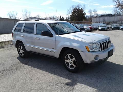 2006 Jeep Grand Cherokee for sale at BBC Motors INC in Fenton MO