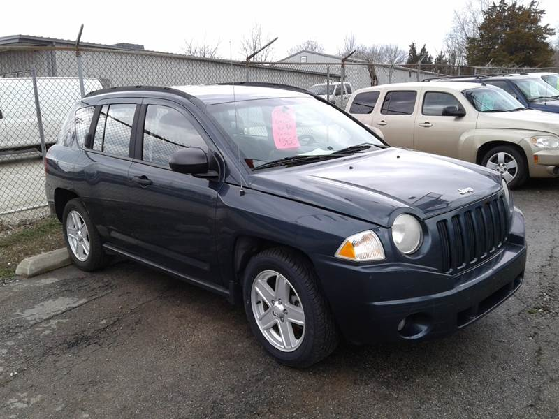 2007 Jeep Compass For Sale At BBC Motors INC In Fenton MO