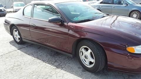 2003 Chevrolet Monte Carlo for sale in Fenton, MO