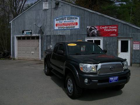 2010 Toyota Tacoma for sale in New Sharon, ME