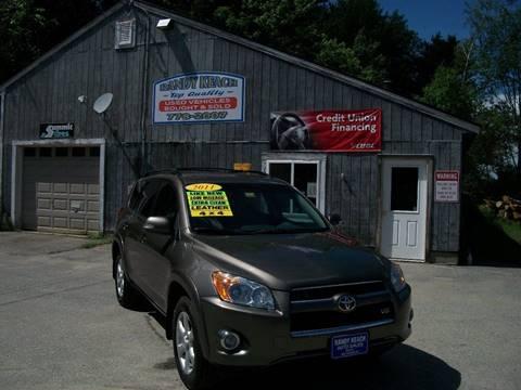2011 Toyota RAV4 for sale in New Sharon, ME