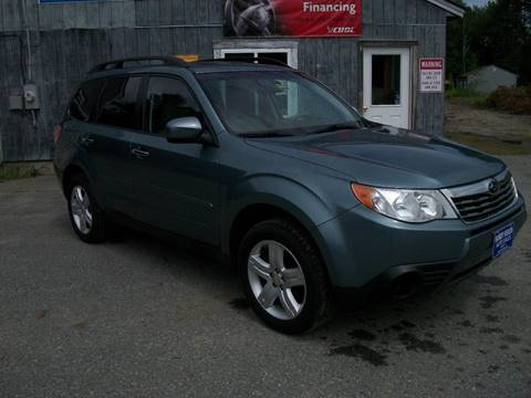 2010 Subaru Forester for sale in New Sharon, ME