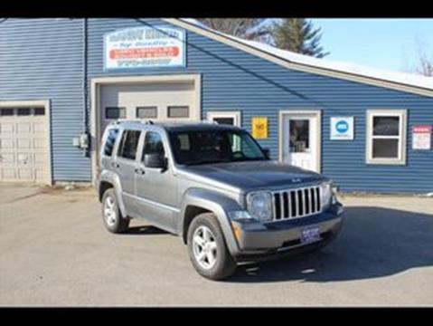 2012 Jeep Liberty for sale in New Sharon, ME