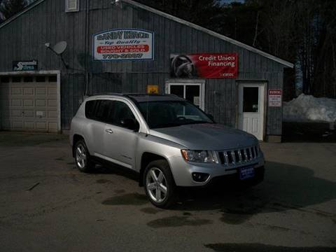 2011 Jeep Compass for sale in New Sharon, ME