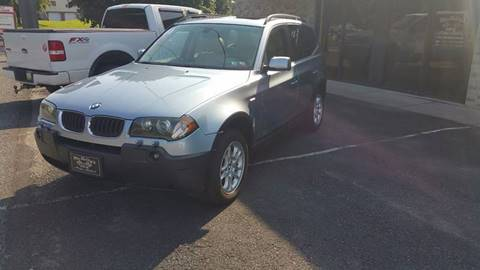 2004 BMW X3 for sale in Schuylkill Haven, PA