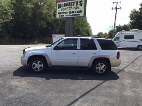2007 Chevrolet TrailBlazer for sale in Pottsville, PA