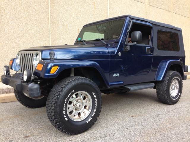 2005 Jeep Wrangler In Lakewood NJ - Race Auto